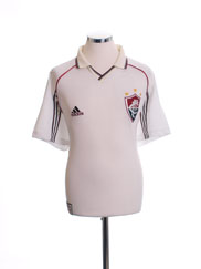 1999 Fluminense Away Shirt #9 XL