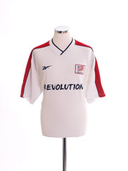 1999 New England Revolution Away Shirt L