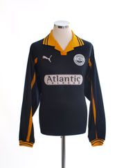2000-01 Aberdeen Away Shirt L/S L