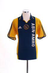 2000-01 Ajax Centenary Away Shirt S