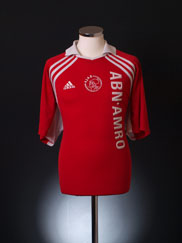 2000-01 Ajax Centenary Training Shirt XL