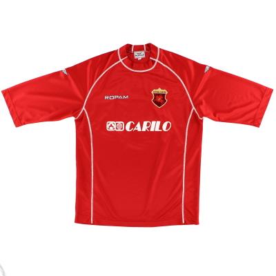 2000-01 Ancona Home Shirt #3