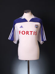 2000-01 Anderlecht Home Shirt L