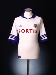 2000-01 Anderlecht Home Shirt XL