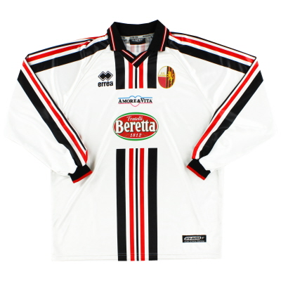 2000-01 AS Lucchese Away Shirt L/S XXL