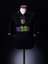 2000-01 Aston Villa Away Shirt Y