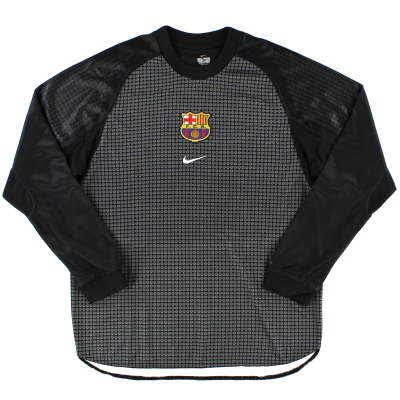 2000-01 Barcelona Goalkeeper Shirt L