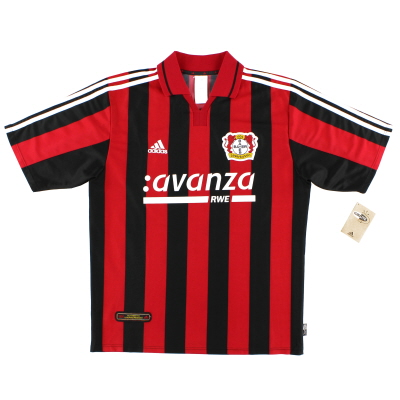 2000-01 Bayer Leverkusen Home Shirt *BNWT* XXL