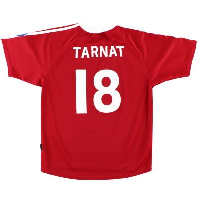 2000-01 Bayern Munich Champions League Shirt Tarnat #18 M