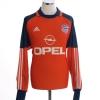 2000-01 Bayern Munich Goalkeeper Shirt Kahn #1 L
