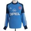2000-01 Bayern Munich Goalkeeper Shirt Kahn #1 S