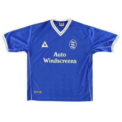 2000-01 Birmingham Le Coq Sportif Home Shirt XL