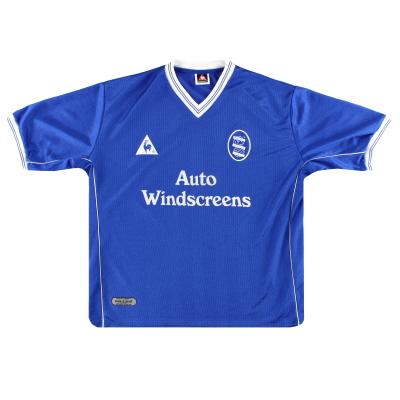 2000-01 Birmingham Le Coq Sportif Home Shirt M