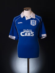 2000-01 Cardiff Home Shirt *As New* L