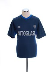 2000-01 Chelsea Umbro Training Shirt *Mint* M