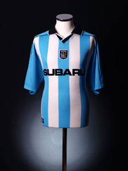 2000-01 Coventry Home Shirt M.Boys