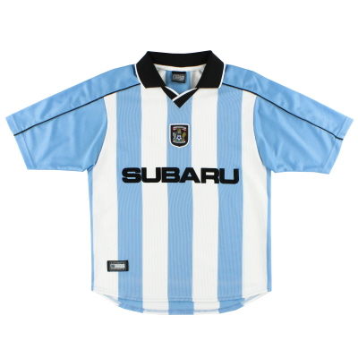 2000-01 Coventry Home Shirt S