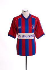 2000-01 Crystal Palace Home Shirt S