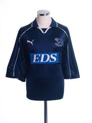 2000-01 Derby County Away Shirt L