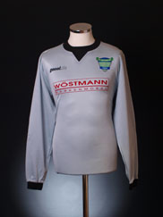 2000-01 FC Gutersloh 2000 Goalkeeper Shirt #1 S