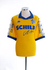 2000-01 FC Luzern Away Shirt L