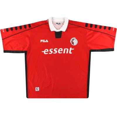 2000-01 FC Twente Fila Home Shirt XL
