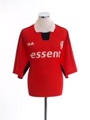 2000-01 FC Twente Home Shirt XXL