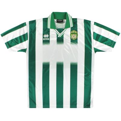 2000-01 Floriana FC Errea Home Shirt XL