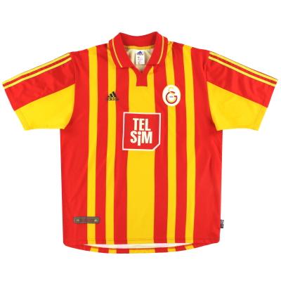 2000-01 Galatasaray adidas Home Shirt L