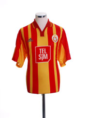 2000-01 Galatasaray Home Shirt *BNIB* S