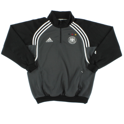 2000-01 Germany adidas 1/4 Zip Training Top L