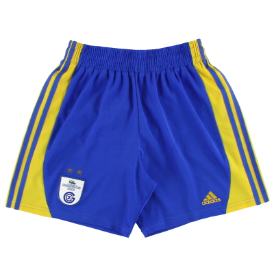2000-01 Grasshoppers adidas Away Shorts S