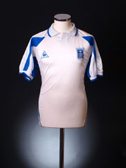 2000-01 Greece Away Shirt L