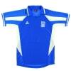 2000-01 Greece Home Shirt Venetidis #3 L