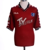 2000-01 Hamburg Away Shirt Hollerbach #20 L