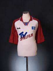 2000-01 Hamburg Home Shirt XL