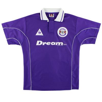 2000-01 Harchester United Home Shirt *Mint* M