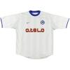 2000-01 Hertha Berlin Away Shirt Alex Alves #7 XL