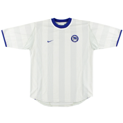 2000-01 Hertha Berlin Away Shirt M