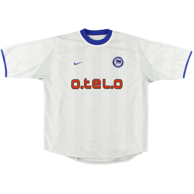 2000-01 Hertha Berlin Away Shirt S