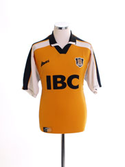 2000-01 Hull City Home Shirt L