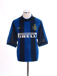 2000-01 Inter Milan Home Shirt