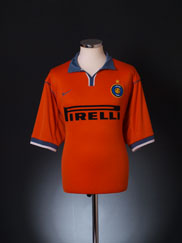 2000-01 Inter Milan Third Shirt XL