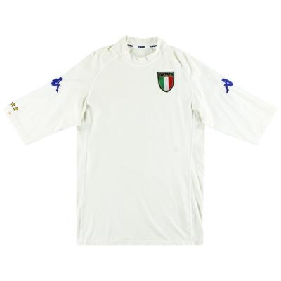 2000-01 Italy Kappa Away Shirt L