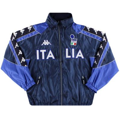 2000-01 Italy Kappa Rain Jacket M