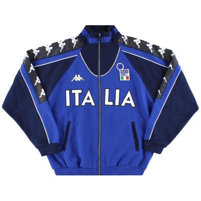 2000-01 Italy Kappa Track Jacket XL