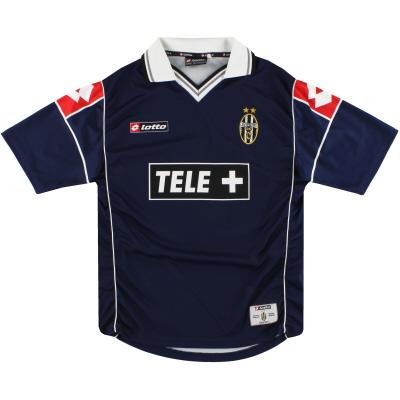 2000-01 Juventus Lotto Away Shirt M