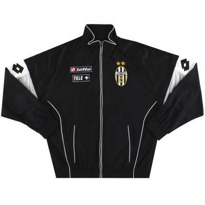 2000-01 Juventus Lotto Track Jacket L