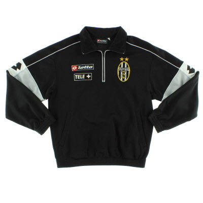 2000-01 Juventus Lotto Training Jacket M