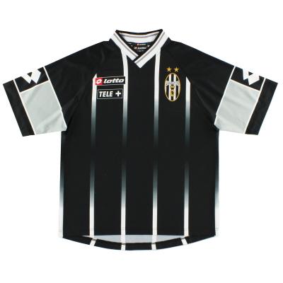 2000-01 Juventus Lotto Training Shirt L